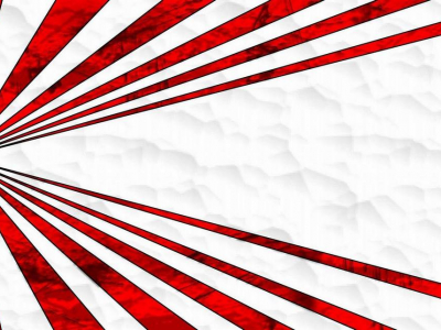 Red And White Flag Background
