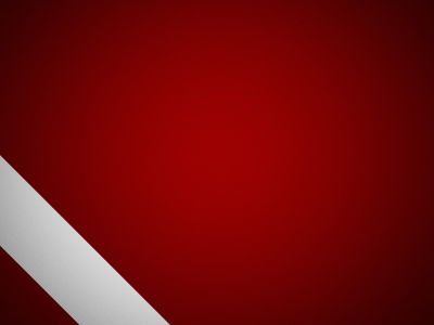 Red And White Starburst Background
