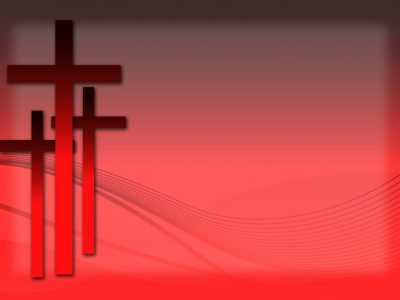 Red Christian Background Image
