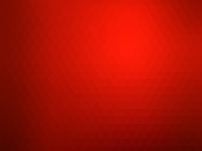 Red Geometrical Background