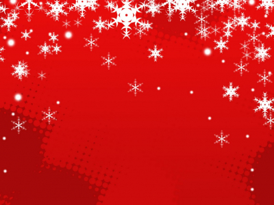 Red Holiday Ppt Background