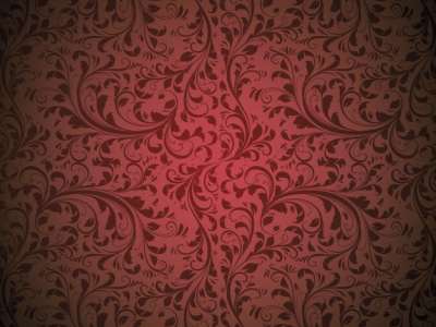 Red Seamless Pattern Background