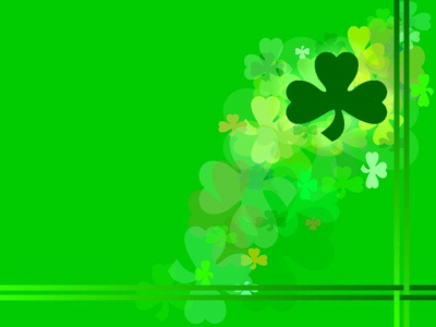 Saint Patrick Background Vector