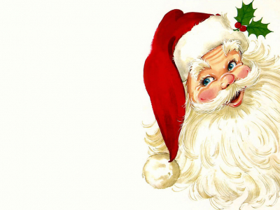 Santa Claus wallpaper full screen #1114