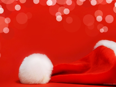 Santa Claus Background Ppt