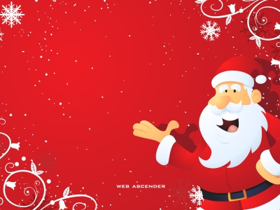 Santa Claus Christmas Wallpapers