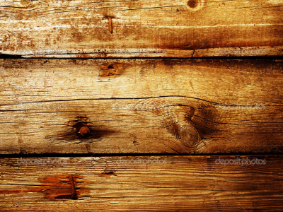 Simple Old Wood Background