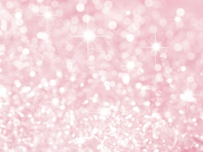 Simple Pink Sparkle Background