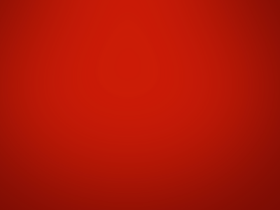 Simple Red Gradient Background