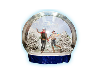 Snow Globe Png Image