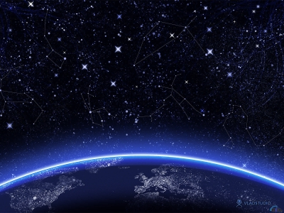Space Background Image