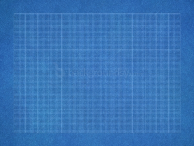 Square Blueprint Background