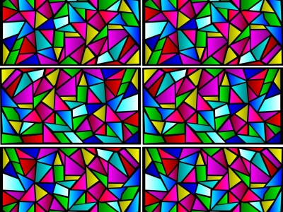 Stained Glass Hd Wallpaper