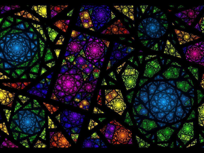Stained Glass Wallpaper Picture