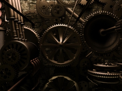 Steampunk Desktop Backgrounds