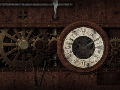 Steampunk Wallpaper 1680x1050 Steampunk