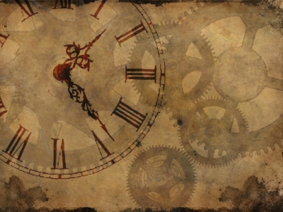 Steampunk Wallpaper Background