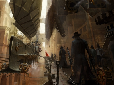 Steampunk Wallpapers, Pictures, Images