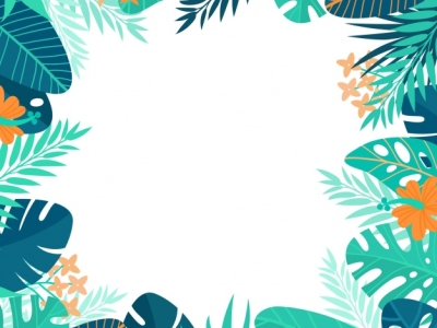 Summer Background Design Vector
