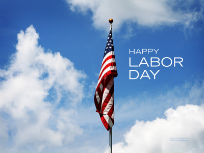 Sunset Labor Day Wallpaper