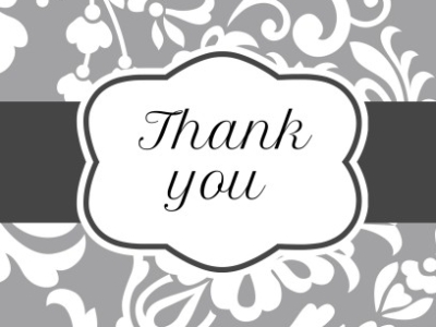 Ppt Presentations Thank You