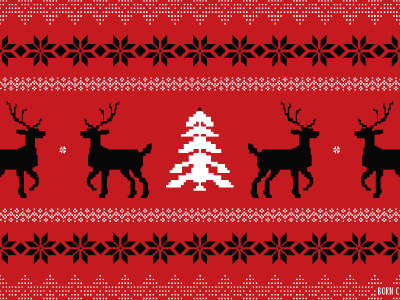 Ugly Sweater Wallpaper