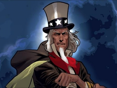 Uncle Sam Desktop PC Background #680