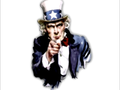 Uncle Sam Background Image