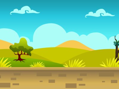 Vector Game Apprehensive Background