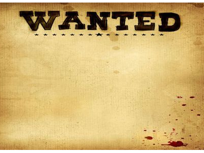 wanted poster abstract background wallpaper #10736