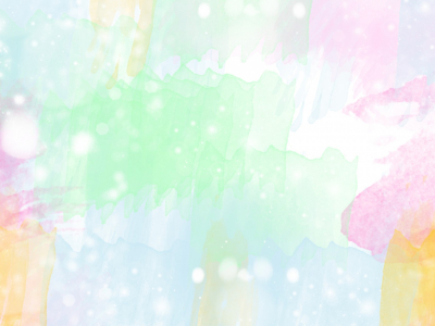 Watercolor Bokeh Pastel Background