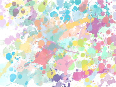 watercolor paint splatter background #13398