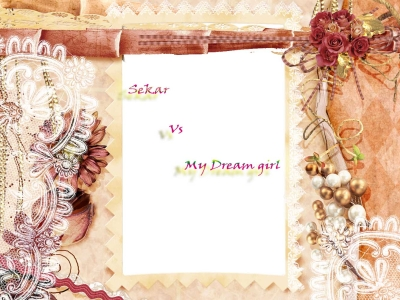 Wedding Frame Background