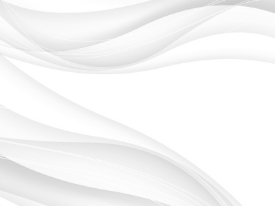 White Abstract Background With Wave Vector Illustration