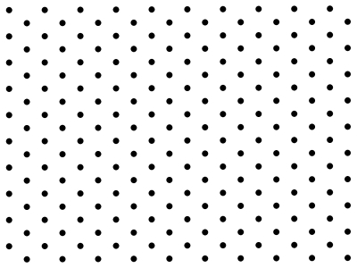 White And Black Polka Dots Background