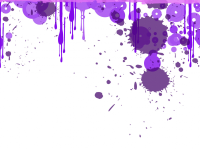 White And Purple Background