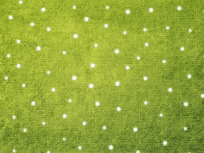 White Dotted Green Pattern Background