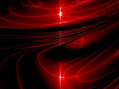 White Glow Red And Black Background