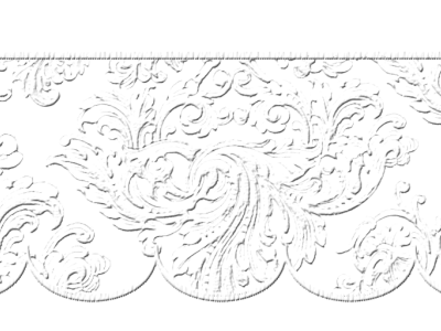 white lace pattern ppt background
