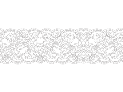 white lace transparent background images