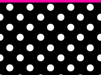 White Polka Dots  Iphone Wallpaper Image