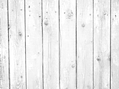 White Wood Textured Background #10103