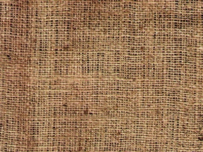 Wicker Burlap Background