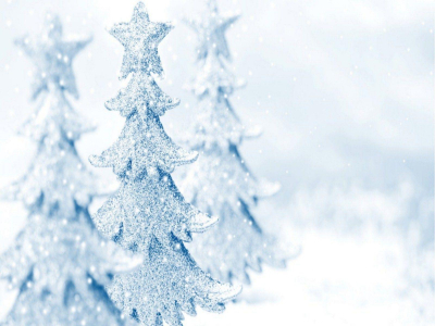 Winter And Christmas Wallpaper