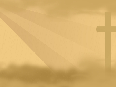 Worship PowerPoint And Free Worship PowerPoint Cross Background