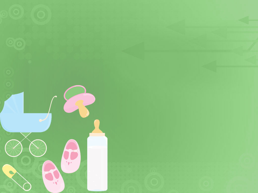 Baby Background Wallpaper Green  photogram