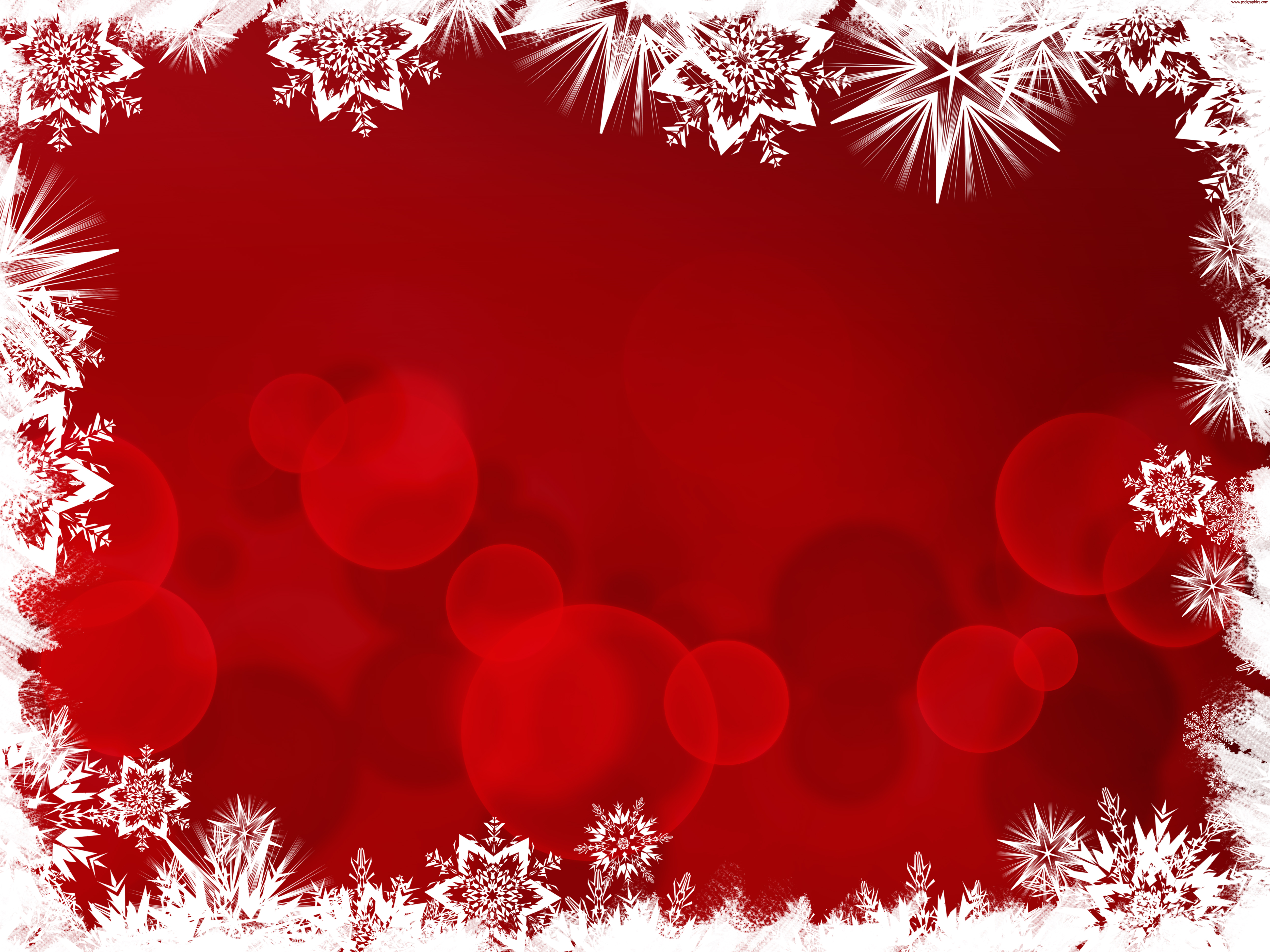 Blank Christmas background #3512