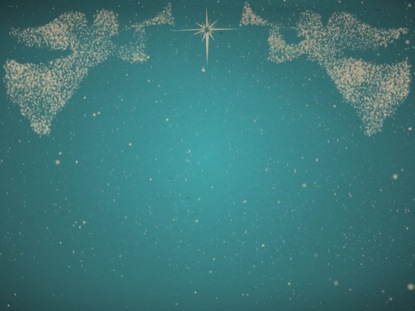 Angels Christmas Background.Angels Powerpoint Background Powerpoint Backgrounds For