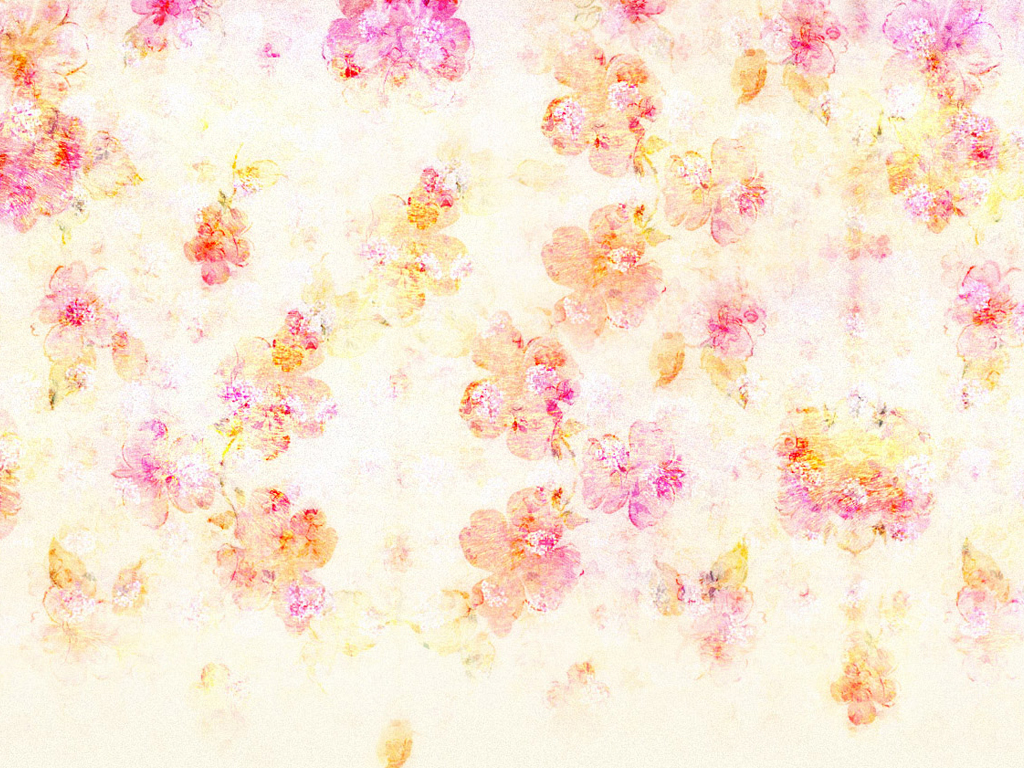 Flowers On White Background Backgrounds For PowerPoint  Flower