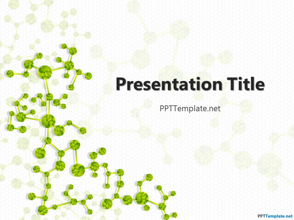 Biology Ppt Background Powerpoint Backgrounds For Free